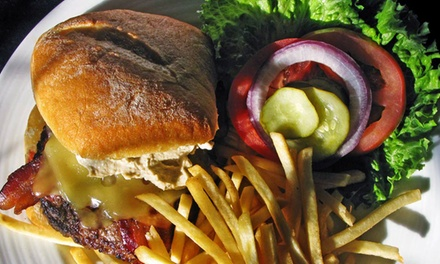 $12 for $20 Worth of Burgers and American Food at CityGrille
