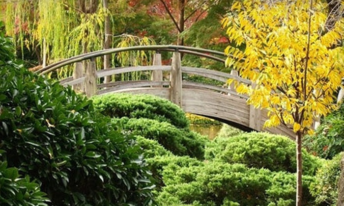 Fort Worth Botanic Garden - Fort Worth: One-Year Couples or Family Membership for Up to Five at Fort Worth Botanic Garden (Up to 53% Off)