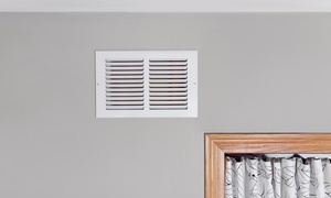 Air Duct Clean: $94 for an Air-Duct Cleaning for Up to 10 Ducts and a Camera Inspection from Air Duct Clean ($478 Value)