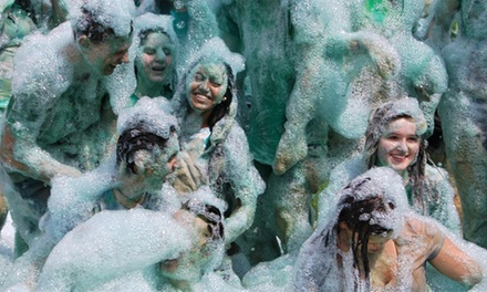 $20 for One Entry in Bubble Palooza on Saturday, September 26 ($45 Value)