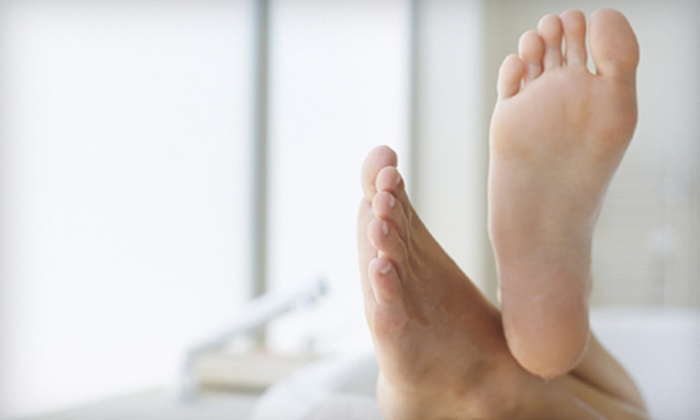 South Coast Foot & Ankle - Goleta: Laser Toenail-Fungus Treatment for One or Both Feet at South Coast Foot & Ankle (67% Off)