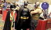 Amazing Arizona Comic Con /Amazing Las Vegas Comic Con/ Houston Comic Con / Amazing Hawaii Comic Con / Amazing Oklahoma City Comic Con - Phoenix Convention Center: One-Day Visit with Print for One or Two at Amazing Arizona Comic Con (Up to 76% Off). Five Options Available.