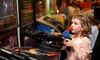 Escape Zone - Charlotte Harbor: Two Kids' Playtime Day Passes and 40 Paintballs or 10 Kids' Day Passes at Escape Zone (Up to 58% Off)