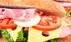Ladybug House of Sandwiches - Coronado: Lunch or Catered Meals at Ladybug House of Sandwiches (50% Off)