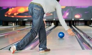 Olympia Bowling: 2 Std. Bowling für Vier oder Acht mit Fingerfood-Platte bei Olympia-Bowling in Schwabing (bis zu 61% sparen*)