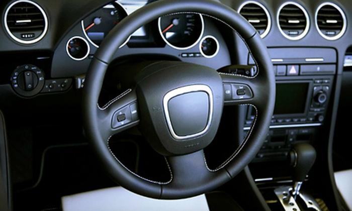 Action Car Detailing - Winnipeg: $59 for a Mobile Auto Detail from Action Car Detailing ($149 Value)
