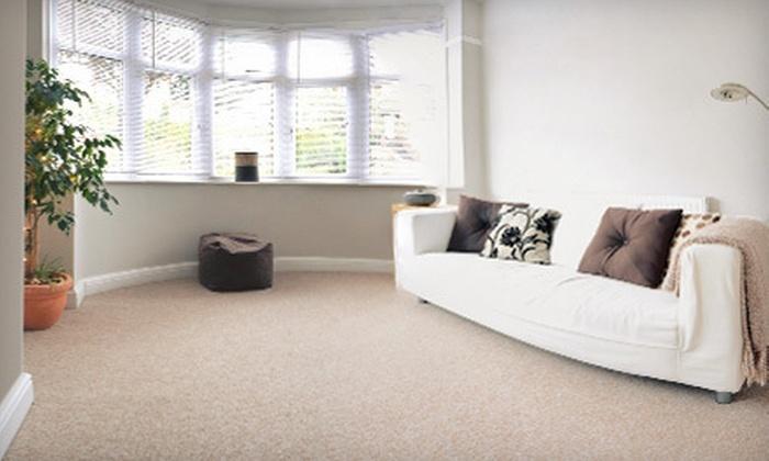 Floors4U - Calgary: 150 or 300 Square Feet of Carpeting at Floors4U (Up to 72% Off)
