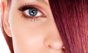 Wake Up Beautiful: Permanent Makeup for Upper or Lower Eyelids, Both, or the Eyebrows at Wake Up Beautiful (Up to 80% Off)