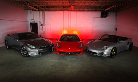 $99 for a Lamborghini or Ferrari Supercar Driving Experience on March 27–30 from Adventure Supercars ($199 Value)
