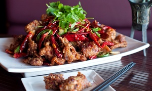 Golden Shanghai: $12 for $20 Worth Of Chinese Cuisine at Golden Shanghai