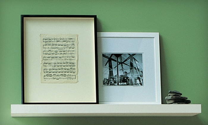 Westside Frame Shop - Chelsea: $35 for $100 Toward Custom Framing from Westside Frame Shop