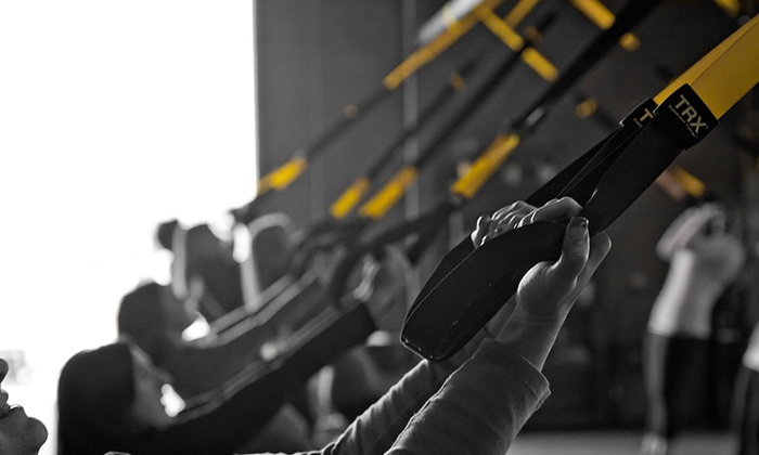 The Training Ground - San Lauren: $49 for One Month of Unlimited Fitness Classes at The Training Ground ($150 Value)