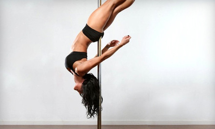 TML...Turn Me Loose Fitness - Raleigh: 6 or 12 Women's Pole & Fitness Classes or Two-Hour Dance Party for 12 at TML...Turn Me Loose Fitness (Up to 69% Off)