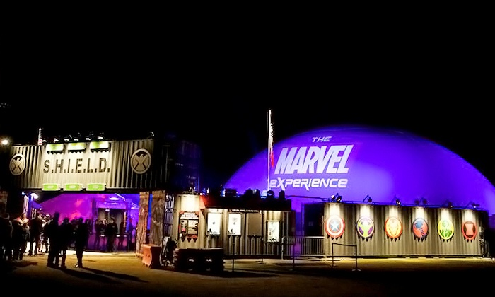 "The Marvel Experience - Lakeside Center At McCormick Place Hall D2: ""The Marvel Experience"" Immersive-Themed Attraction on July 15 (Dates Available through August 2)"
