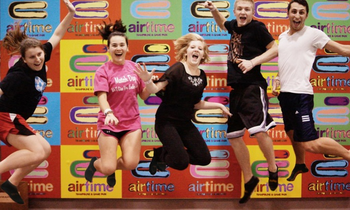 Airtime Trampoline - Up To 26% Off - Ann Arbor, MI | Groupon