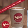 LAST CHANCE TO BUY: $2.99 Coffee + Water - 42 Locations