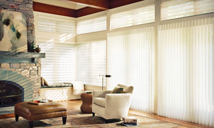 Blind Devotion - Phoenix: $199 for $500 Worth of Hunter Douglas Custom Wood Shutters, Shades, and Draperies from Blind Devotion