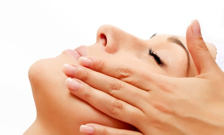 Facial and Massage Packages at Central Laser & Beauty Clinic (Up to 64% Off). Three Options Available.