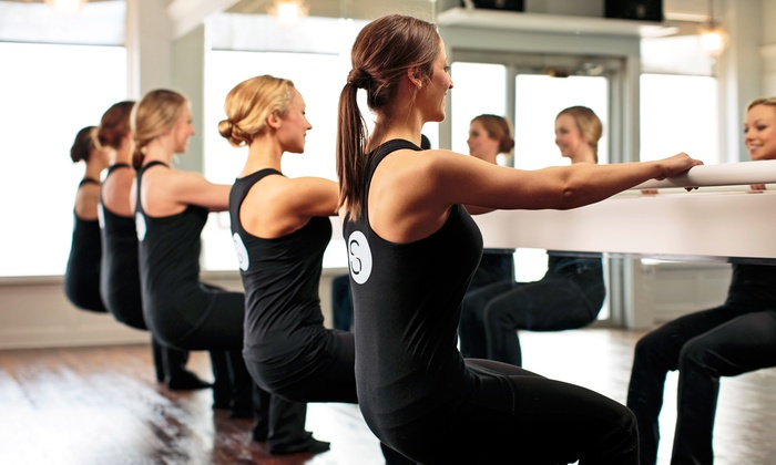 Smart Barre  - Bluebonnet Circle: Five Barre Classes or One Month of Unlimited Barre Classes at Smart Barre (Up to 52% Off)