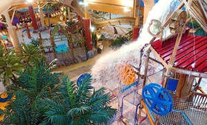 Kid-Friendly Ohio Resort with Indoor Water Park at Castaway Bay, plus 6.0% Cash Back from Ebates.