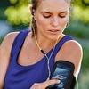 Smartphone Sports Armbands for iPhones and Samsung Devices