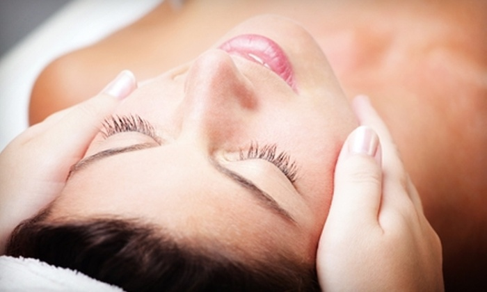 Pure Salon & Spa - Mission Valley East: Spa Package with 50-Minute Swedish Massage and 60-Minute Pure Facial for One or Two at Pure Salon & Spa (Up to 53% Off)