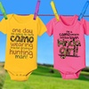 Country Casual Infant Onesies