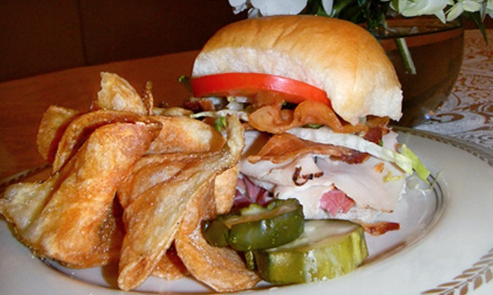 Homemades by Suzanne - City Center: Sandwiches, Sides, and Desserts for at Homemades by Suzanne (50% Off). Two Options Available.