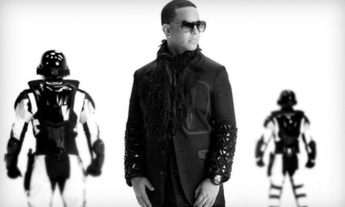 Daddy Yankee - The Greek Theatre: Daddy Yankee Concert at the Greek Theatre on August 5 at 7:30 p.m. (Up to 52% Off). Three Seating Options Available.