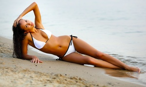Body Heat Tan Studios: Tanning at Body Heat at Tan Studios (Up to 66% Off). Two Options Available.