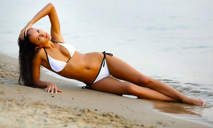 Tanningat Body Heat at Tan Studios (Up to 66% Off). Three Options Available.