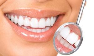 Limpieza bucal completa por ultrasonidos con pulido desensibilizante y fluorización por 9,90 €