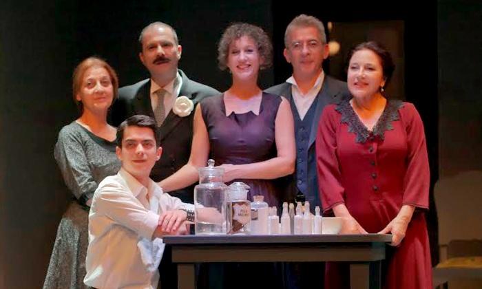 Θέατρο Eliart - Αθήνα: «Το μυστικό της Κοντέσας Βαλέραινας» στο Θέατρο Eliart, στον Βοτανικό, με €15 για 2 Άτομα