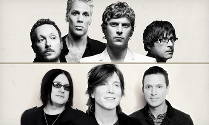 Matchbox Twenty and Goo Goo Dolls - Harris - Houston: Matchbox Twenty and Goo Goo Dolls at Verizon Wireless Amphitheatre Charlotte on August 6 at 7 p.m. (Up to $32.50 Value)