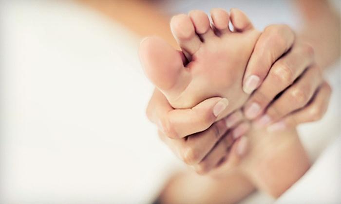 Qua Foot Spa - SoMa: $25 for a 30-Minute Foot Massage at Qua Foot Spa ($50 Value)