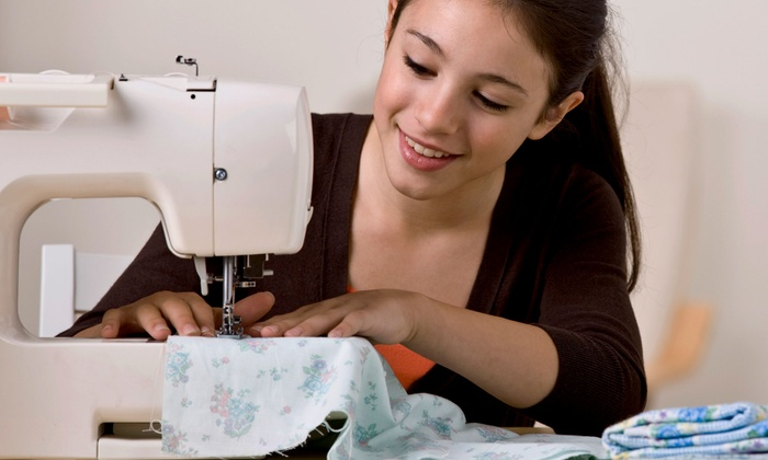 Quilter's Heaven - Northbrook: Just the Basics Introductory Sewing Class for One or Two at Quilter's Heaven (Up to 52% Off)