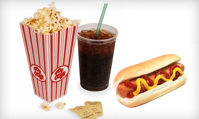 UltraStar Play it Again Cinemas - Central Chula Vista: Movie Outing with a Hot Dog and All-You-Can-Eat Popcorn and Drinks for Two or Four at UltraStar Cinemas (Up to 41% Off)