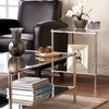 Metal and Glass Living-Room Tables