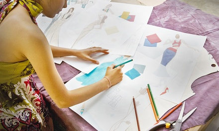 Corso di fashion design da hffa haute future fashion for Accademia fashion design milano