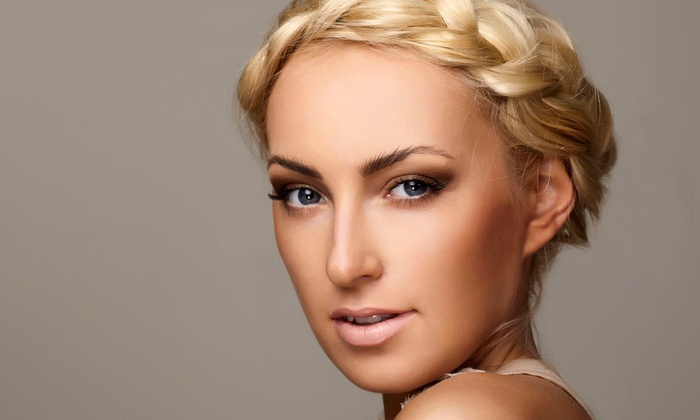 Scottsdale Beauty Bar - Scottsdale Beauty Bar: $25 for a Braid Bar Package with Shampoo, Blowout, and Braid at Scottsdale Beauty Bar ($55 Value)