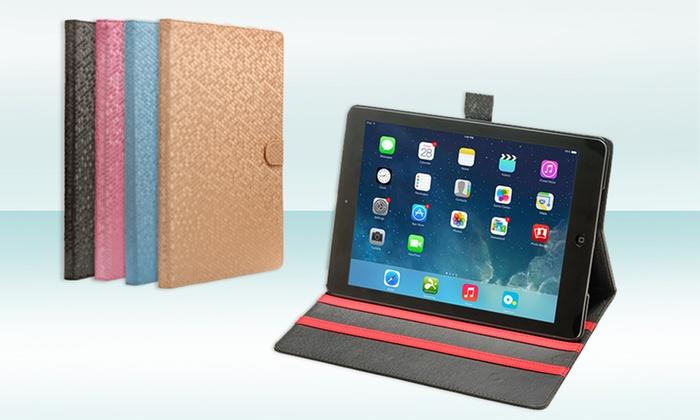 Aduro Honeycomb Folio Case for iPad Air: Aduro Honeycomb Folio Case for iPad Air in Black, Blue, Gold, or Pink. Free Returns.