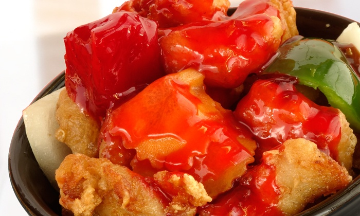 Chosen Wok - Wichita: $5.50 for Two Groupons, Each Good for $10 Worth of Chinese Cuisine at Chosen Wok ($20 Total Value)