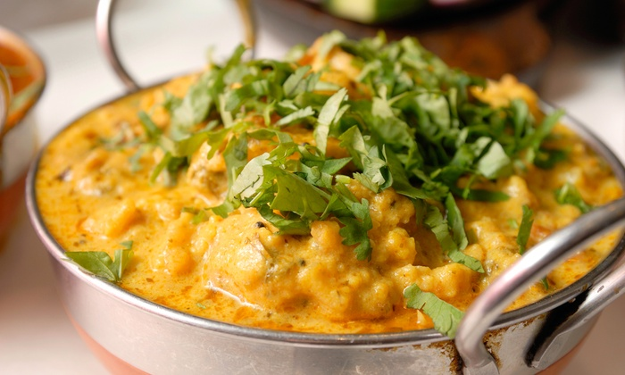 Saucy Bombay - Downtown: Indian Food at Saucy Bombay (40% Off)