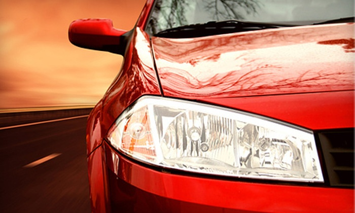 Dent Wrx - First Ward: $49 for $500 Worth of Hail-Damage Repair for a Car at Dent Wrx