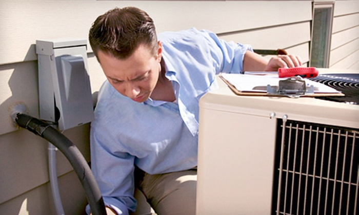 Dynamic Service Solutions - Rowlett: $29 for Two Seasonal HVAC Maintenance Checks from Dynamic Service Solutions ($129 Value)