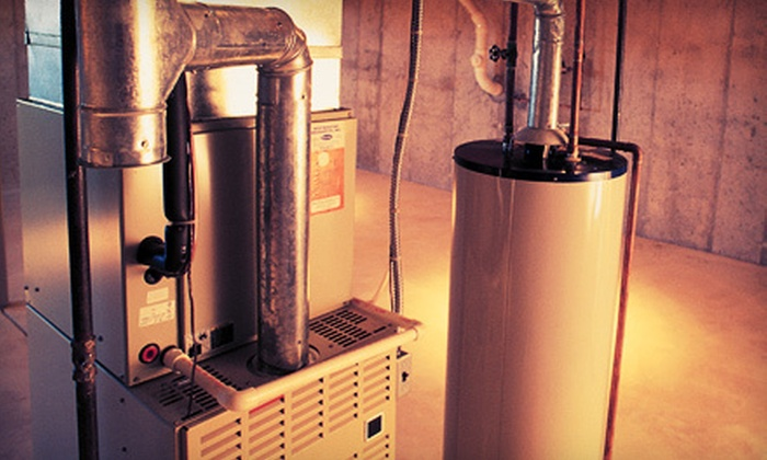 Cangas Heating Service - Vancouver: $78 for a Heating-System Tune-Up and Hot-Water-Tank Inspection from Cangas Heating Service ($199 Value)