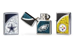 NFL Zippo Refillable Lighter