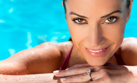 Three or Five Mystic Spray-Tanning Sessions (Up to 70% Off)