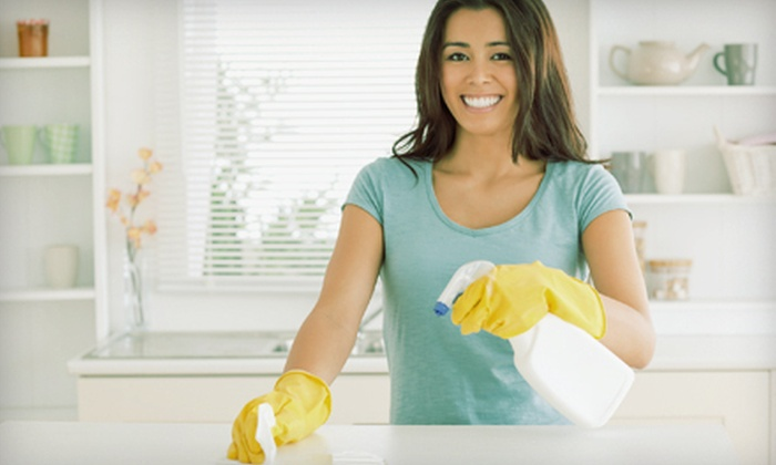 Maid Perfect  - Minneapolis / St Paul: One or Three Two-Hour Housecleaning Sessions from Maid Perfect (Up to 71% Off)