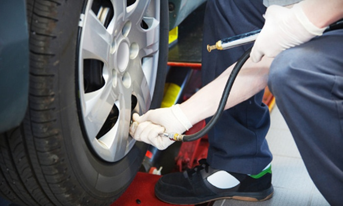 Alper Automotive, Inc. - Holmesburg: One or Three Oil-Change Packages with Tire Rotations and One Pair of Wiper Blades at Alper Automotive, Inc. (Up to 77% Off)